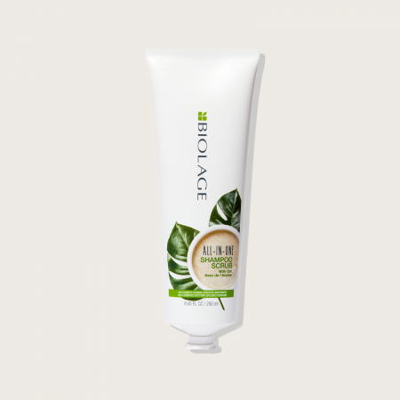 SHAMPOOING EXFOLIANT ALL-IN-ONE