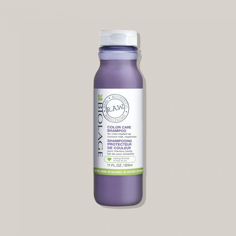R.A.W. Color care shampoo